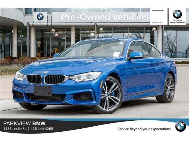 2016 BMW 435i xDrive (Stk: PP8451) in Toronto - Image 1 of 21