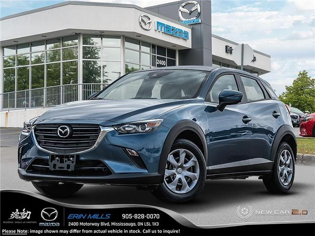 2019 Mazda CX-3 GX (Stk: 19-0163) in Mississauga - Image 1 of 24