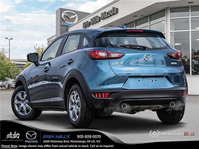 2019 Mazda CX-3 GX (Stk: 19-0163) in Mississauga - Image 4 of 24