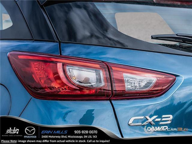2019 Mazda CX-3 GX (Stk: 19-0163) in Mississauga - Image 11 of 24