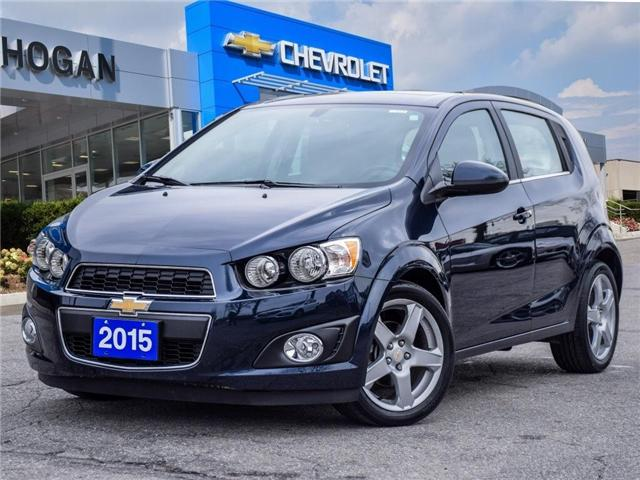 2015 Chevrolet Sonic LT Auto (Stk: A127076) in Scarborough - Image 1 of 26