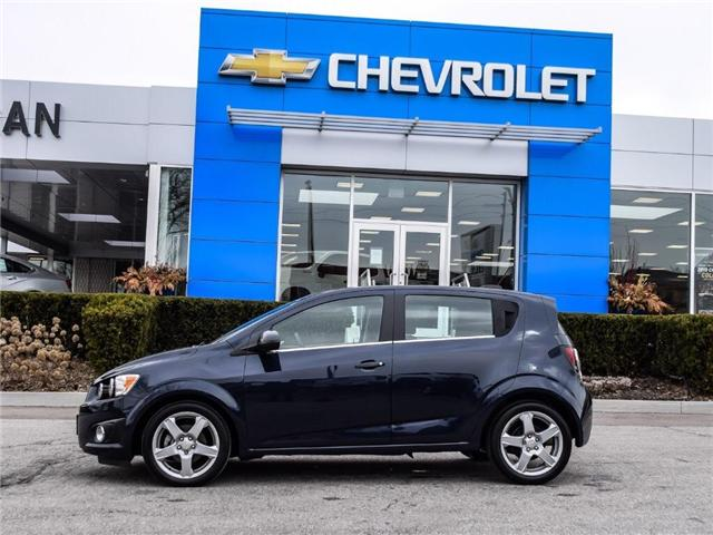 2015 Chevrolet Sonic LT Auto (Stk: A127076) in Scarborough - Image 2 of 26