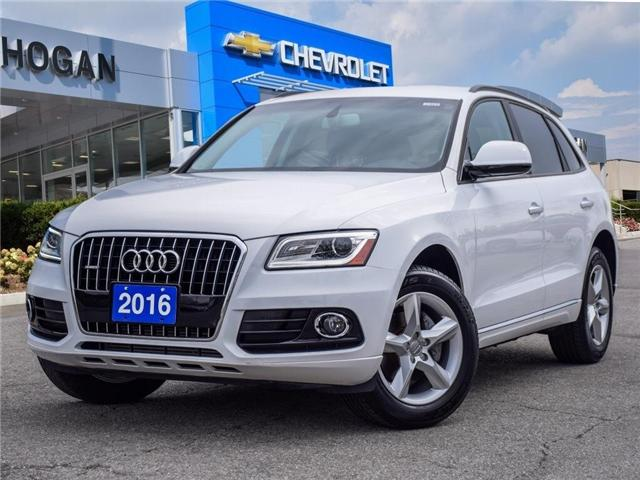 2016 Audi Q5 2.0T Komfort (Stk: A128961) in Scarborough - Image 1 of 23