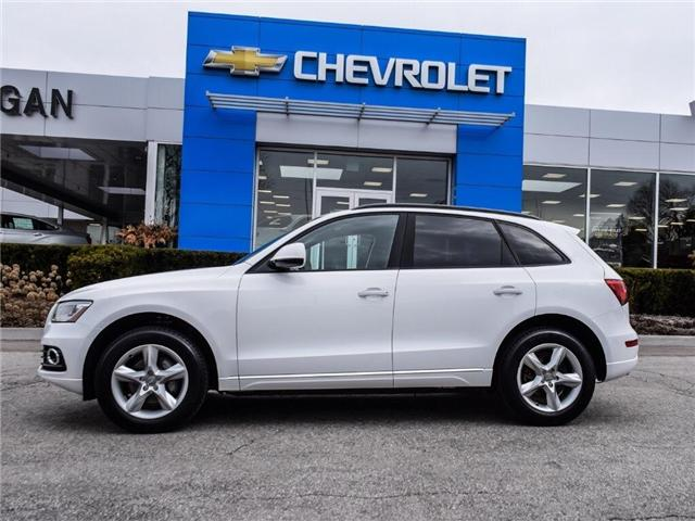 2016 Audi Q5 2.0T Komfort (Stk: A128961) in Scarborough - Image 2 of 23