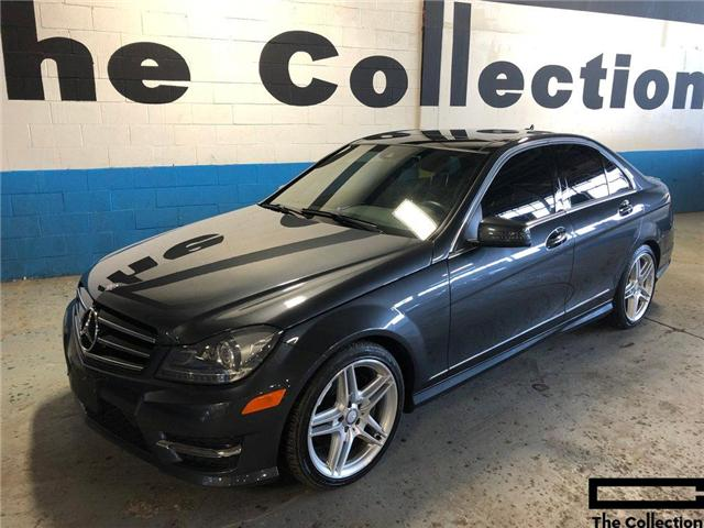 2014 Mercedes-Benz C-Class Base (Stk: WDDGF8) in Toronto - Image 1 of 28