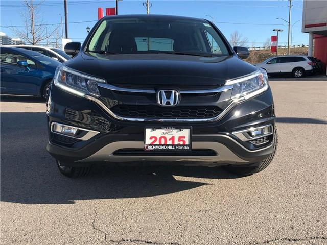 2015 Honda CR-V EX (Stk: 2103P) in Richmond Hill - Image 2 of 18