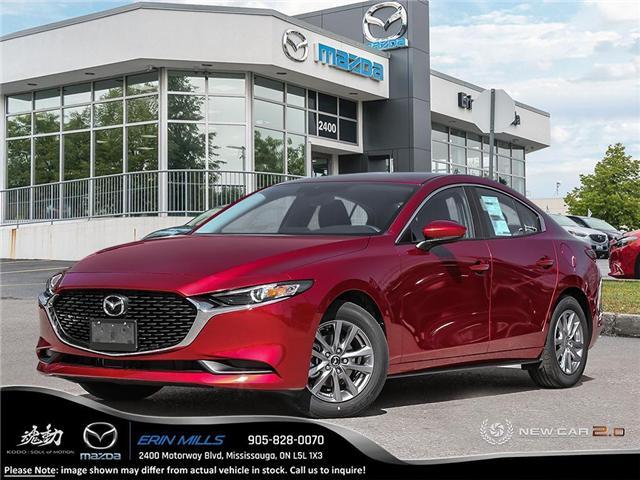 2019 Mazda Mazda3 GX (Stk: 19-0308) in Mississauga - Image 1 of 24
