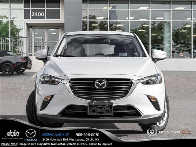 2019 Mazda CX-3 GS (Stk: 19-0278) in Mississauga - Image 2 of 23