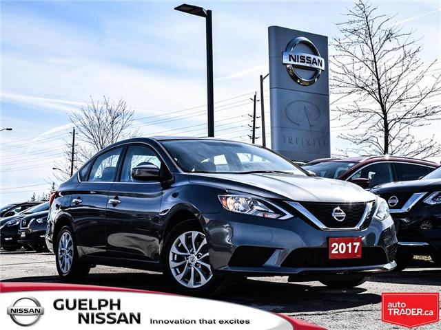 2017 Nissan Sentra  (Stk: UP13578) in Guelph - Image 1 of 23