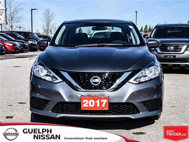2017 Nissan Sentra  (Stk: UP13578) in Guelph - Image 2 of 23