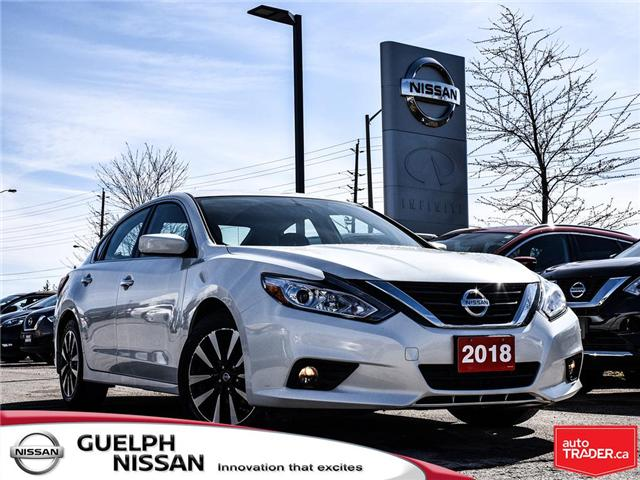 2018 Nissan Altima  (Stk: UP13618) in Guelph - Image 1 of 23