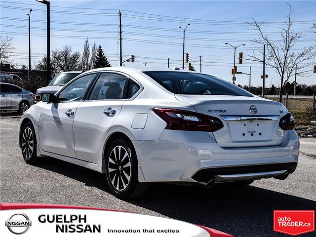 2018 Nissan Altima  (Stk: UP13618) in Guelph - Image 4 of 23