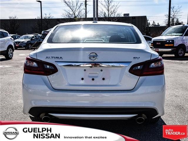 2018 Nissan Altima  (Stk: UP13618) in Guelph - Image 5 of 23