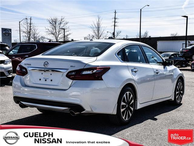 2018 Nissan Altima  (Stk: UP13618) in Guelph - Image 6 of 23