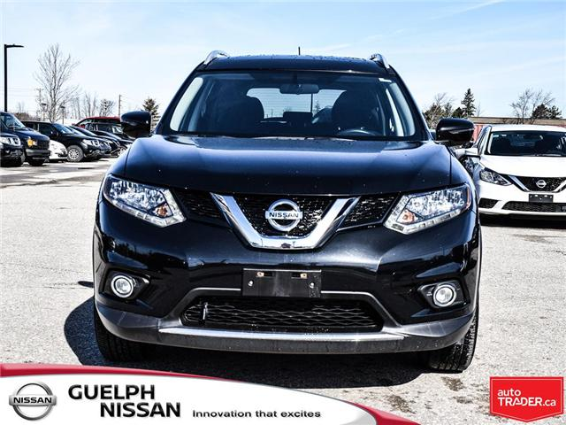 2016 Nissan Rogue  (Stk: N19523A) in Guelph - Image 2 of 24