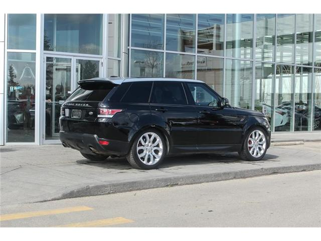 2014 Land Rover Range Rover Sport V8 Supercharged (Stk: 190351A) in Calgary - Image 3 of 14