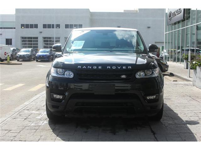 2014 Land Rover Range Rover Sport V8 Supercharged (Stk: 190351A) in Calgary - Image 6 of 14