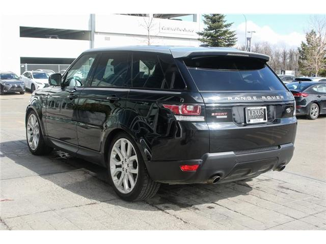 2014 Land Rover Range Rover Sport V8 Supercharged (Stk: 190351A) in Calgary - Image 5 of 14