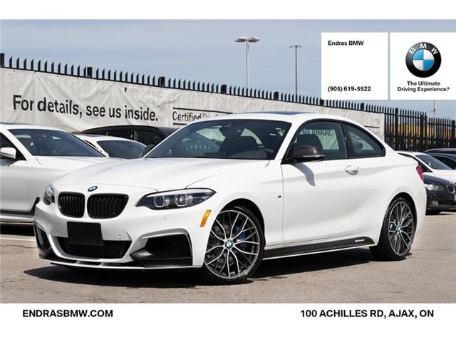 2019 BMW M240i xDrive (Stk: 20355) in Ajax - Image 1 of 22