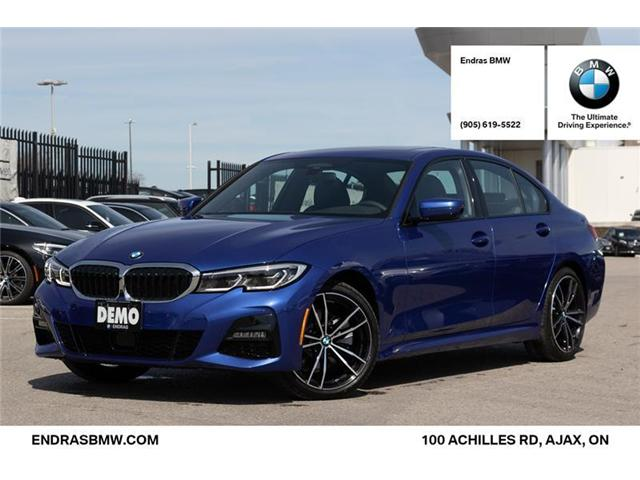 2019 BMW 330i xDrive (Stk: 35456) in Ajax - Image 1 of 22