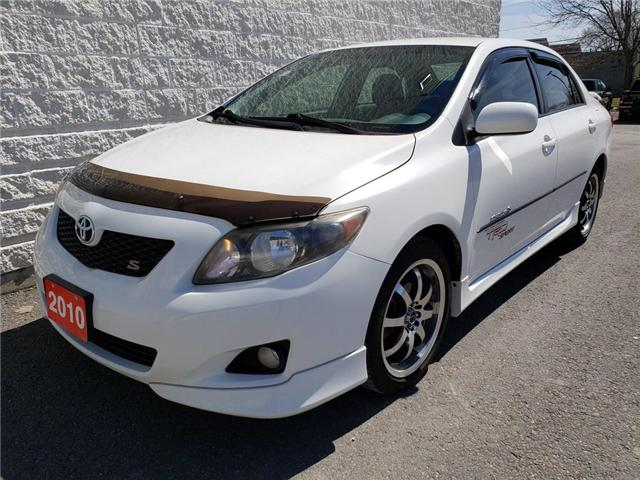 2010 Toyota Corolla  (Stk: 18P149A) in Kingston - Image 2 of 22