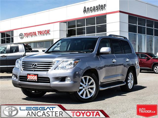 2008 Lexus LX 570 Base (Stk: 19064A) in Ancaster - Image 1 of 24
