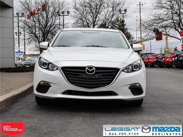 2015 Mazda Mazda3 GS- WAIT FOR ME. I'M ON MY WAY. (Stk: 1830LT) in Burlington - Image 2 of 22