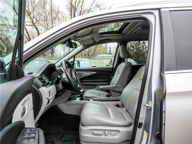2016 Honda Pilot EX-L RES (Stk: 3264) in Milton - Image 11 of 29