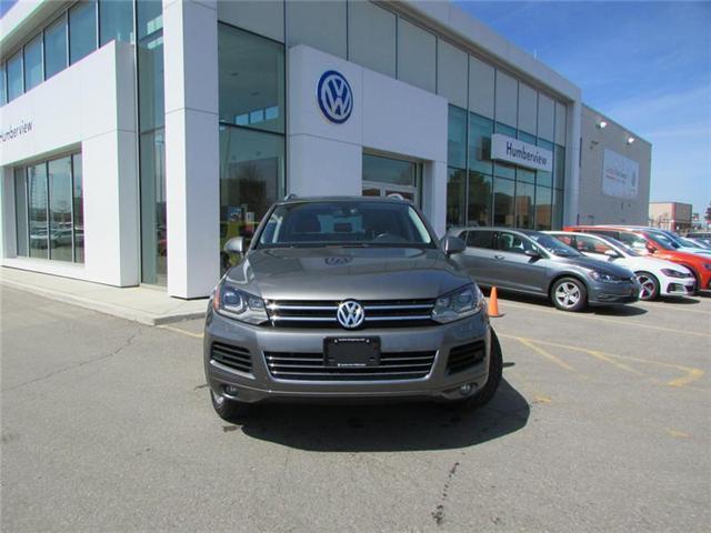 2012 Volkswagen Touareg 3.0 TDI Execline (Stk: 5585P) in Toronto - Image 2 of 22