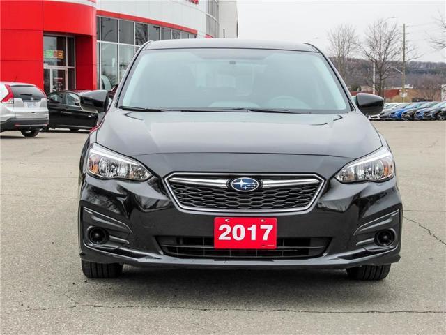 2017 Subaru Impreza Convenience (Stk: 3293) in Milton - Image 2 of 26