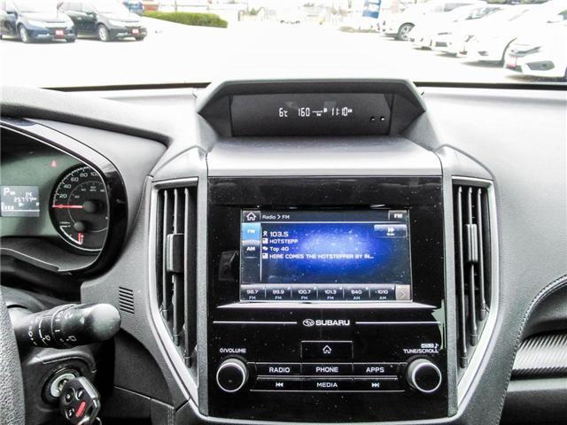 2017 Subaru Impreza Convenience (Stk: 3293) in Milton - Image 22 of 26