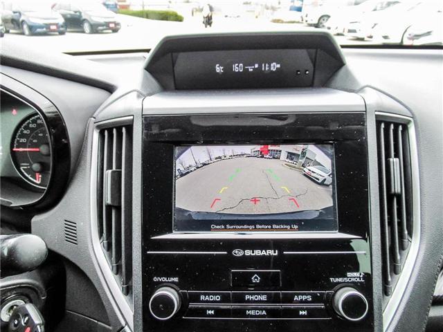 2017 Subaru Impreza Convenience (Stk: 3293) in Milton - Image 23 of 26