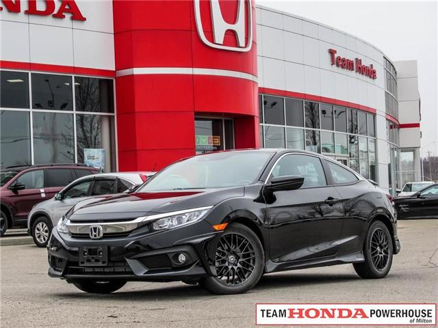 2016 Honda Civic EX-T (Stk: 3294) in Milton - Image 1 of 22