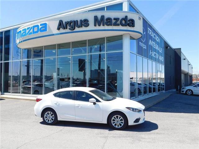 2015 Mazda Mazda3 GS (Stk: 94761a) in Gatineau - Image 1 of 14