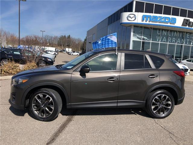 2016 Mazda CX-5 GT (Stk: P3433) in Oakville - Image 2 of 20
