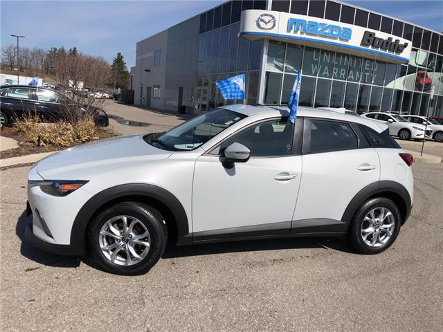 2016 Mazda CX-3 GS (Stk: 16595A) in Oakville - Image 2 of 20