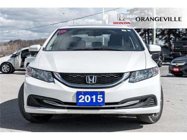2015 Honda Civic EX (Stk: F19119A) in Orangeville - Image 2 of 22