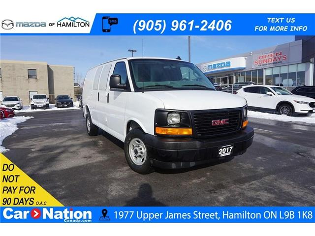 2017 GMC Savana 2500 Work Van (Stk: HU729) in Hamilton - Image 1 of 33