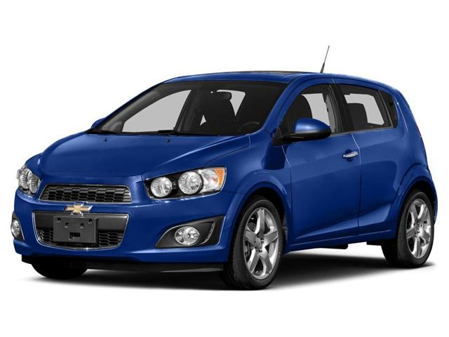 2014 Chevrolet Sonic LS Auto (Stk: U3137) in Orangeville - Image 1 of 10