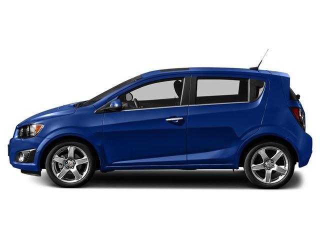 2014 Chevrolet Sonic LS Auto (Stk: U3137) in Orangeville - Image 2 of 10