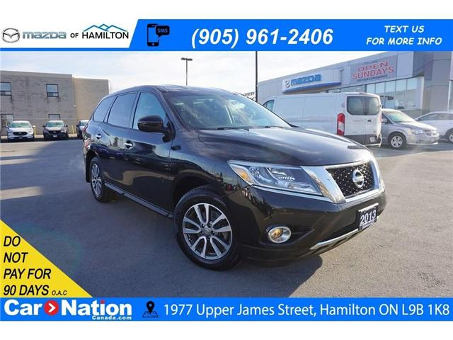 2013 Nissan Pathfinder  (Stk: HN1966A) in Hamilton - Image 1 of 40