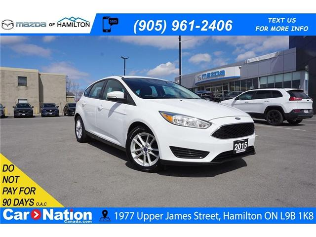 2015 Ford Focus SE (Stk: HN2082A) in Hamilton - Image 1 of 38