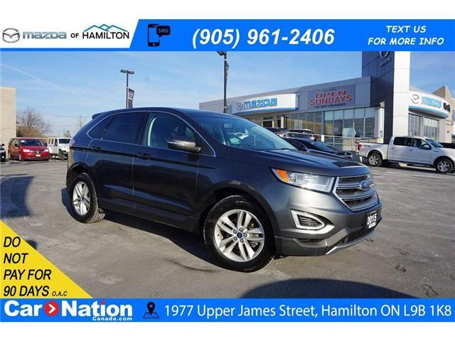 2015 Ford Edge SEL (Stk: CN4599) in Hamilton - Image 1 of 35