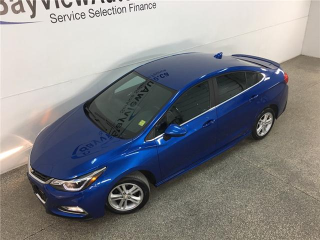 2018 Chevrolet Cruze LT Auto (Stk: 34678W) in Belleville - Image 2 of 26