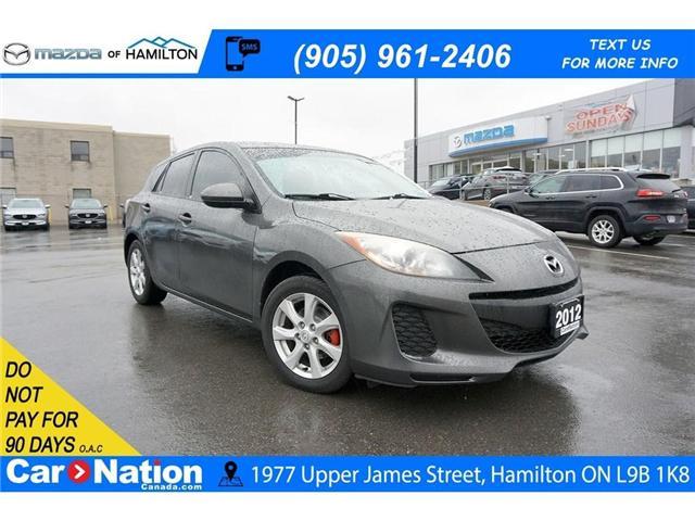2012 Mazda Mazda3 GX (Stk: HN1789A) in Hamilton - Image 1 of 31