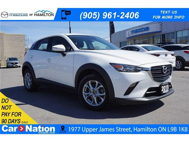 2019 Mazda CX-3 GS (Stk: DR101) in Hamilton - Image 1 of 37