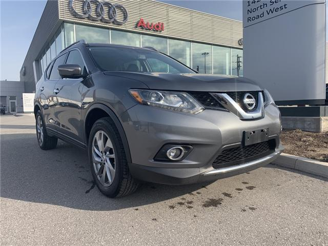 2014 Nissan Rogue  (Stk: B8540) in Oakville - Image 1 of 9