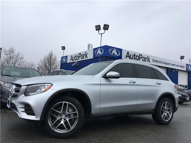 2016 Mercedes-Benz GLC-Class Base (Stk: 16-01820) in Georgetown - Image 1 of 26