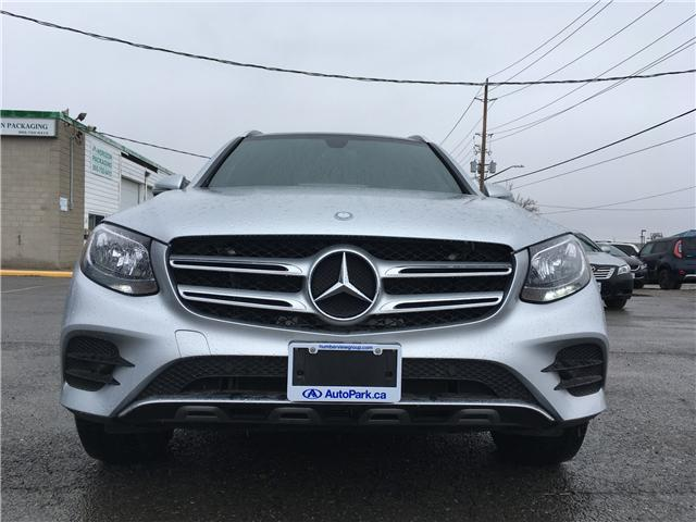 2016 Mercedes-Benz GLC-Class Base (Stk: 16-01820) in Georgetown - Image 2 of 26