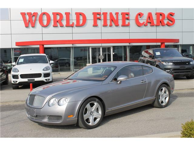 2007 Bentley Continental GT  (Stk: 16754) in Toronto - Image 1 of 22